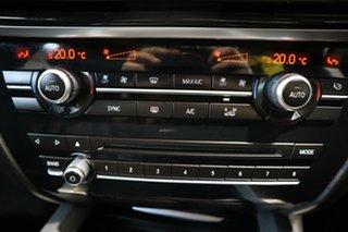 2015 BMW X5 F15 sDrive25d White 8 Speed Automatic Wagon