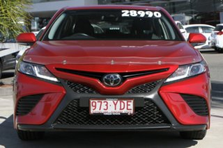 2018 Toyota Camry ASV70R Ascent Sport Emotional Red 6 Speed Sports Automatic Sedan