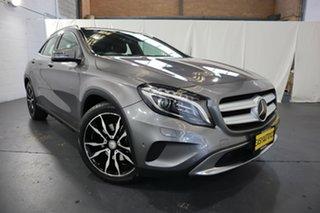2015 Mercedes-Benz GLA-Class X156 805+055MY GLA250 DCT 4MATIC Grey 7 Speed.