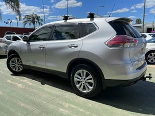 2015 Nissan X-Trail T32 ST X-tronic 4WD 7 Speed Constant Variable Wagon