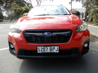 2017 Subaru XV G5X MY18 2.0i Lineartronic AWD Red 7 Speed Constant Variable Wagon.
