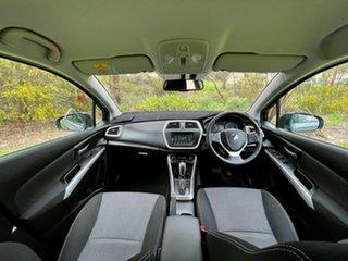 2014 Suzuki SX4 GYA MY13 Crossover S Silver 6 Speed Constant Variable Hatchback