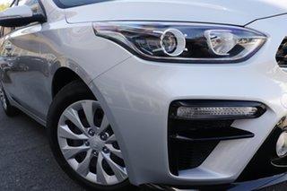2021 Kia Cerato BD MY21 S Silky Silver 6 Speed Sports Automatic Sedan.