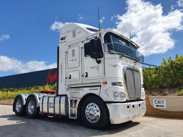 Used Kenworth Truck Harristown, 2017 Kenworth K200 Series K200 Series Truck White Prime Mover