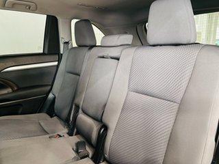 2015 Toyota Kluger GSU50R GX 2WD White 6 Speed Sports Automatic Wagon