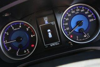 2018 Toyota Hilux GUN126R SR5 Double Cab Graphite 6 Speed Sports Automatic Utility