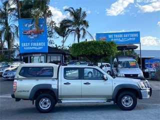 2008 Mazda BT-50 UNY0E3 DX Gold 5 Speed Manual Utility.