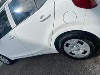 2021 Kia Picanto JA MY22 S Clear White 4 Speed Automatic Hatchback