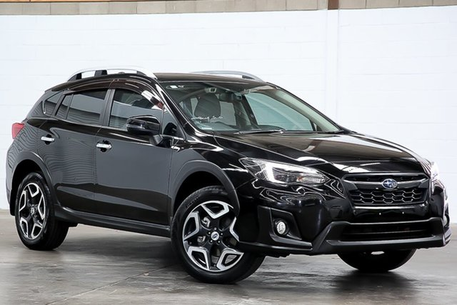 Used Subaru XV G5X MY18 2.0i-S Lineartronic AWD Erina, 2018 Subaru XV G5X MY18 2.0i-S Lineartronic AWD Black 7 Speed Constant Variable Wagon