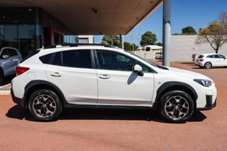 2019 Subaru XV G5X MY19 2.0i Lineartronic AWD White 7 Speed Constant Variable Wagon