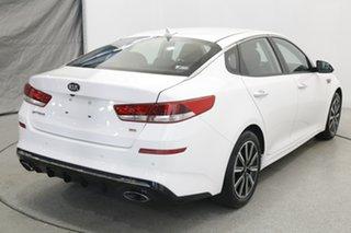 2019 Kia Optima JF MY19 SI Clear White 6 Speed Sports Automatic Sedan
