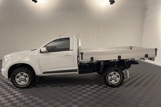 2015 Holden Colorado RG MY16 LS 4x2 Summit White 6 speed Automatic Cab Chassis