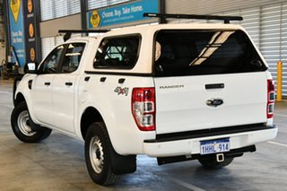 2017 Ford Ranger PX MkII XL Cool White 6 Speed Sports Automatic Utility.