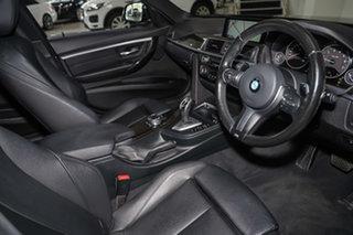 2016 BMW 3 Series F30 LCI 330i M Sport Grey 8 Speed Sports Automatic Sedan.