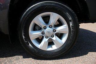 2012 Toyota Landcruiser Prado KDJ150R GXL Graphite 5 Speed Sports Automatic Wagon