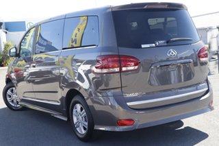 2020 LDV G10 SV7A Executive Bronze Metallic 6 Speed Sports Automatic Wagon.