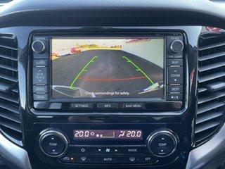 2015 Mitsubishi Triton MQ MY16 Exceed Double Cab Grey 5 Speed Sports Automatic Utility