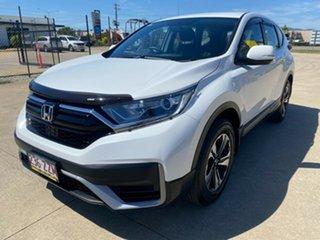 2020 Honda CR-V RW MY21 Vi FWD White/231120 1 Speed Constant Variable Wagon