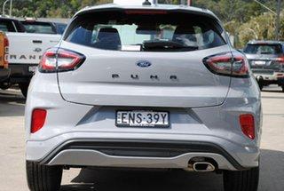 2020 Ford Puma JK 2020.75MY ST-Line Grey 7 Speed Sports Automatic Dual Clutch Wagon.