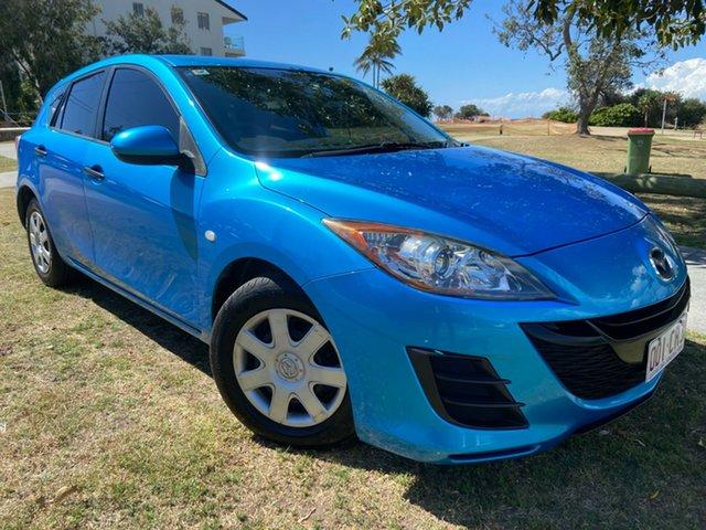 Used Mazda 3 BL10F1 MY10 Neo Activematic Tugun, 2010 Mazda 3 BL10F1 MY10 Neo Activematic Blue 5 Speed Sports Automatic Hatchback