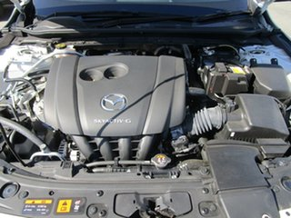 2020 Mazda 3 BP2H7A G20 SKYACTIV-Drive Evolve White 6 Speed Sports Automatic Hatchback