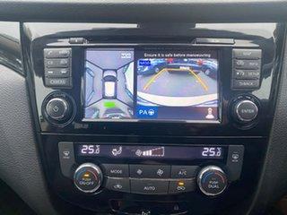 2016 Nissan Qashqai J11 TL Ivory Pearl 1 Speed Constant Variable Wagon