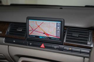 2008 Audi A8 D3 MY2008 Quattro Black 6 Speed Sports Automatic Sedan