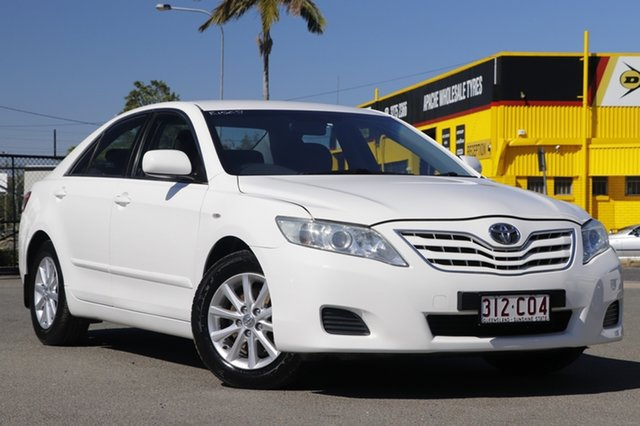 Used Toyota Camry ACV40R Altise Rocklea, 2011 Toyota Camry ACV40R Altise Diamond White 5 Speed Automatic Sedan