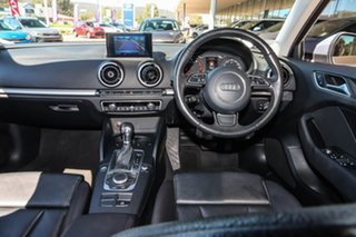2015 Audi A3 8V MY15 Ambition S Tronic Silver 7 Speed Sports Automatic Dual Clutch Sedan