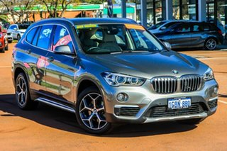 2016 BMW X1 F48 sDrive18d Steptronic Bronze/cre 8 Speed Sports Automatic Wagon.