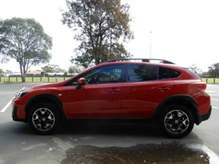 2017 Subaru XV G5X MY18 2.0i Lineartronic AWD Red 7 Speed Constant Variable Wagon