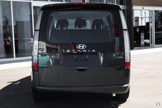 2021 Hyundai Staria US4.V1 MY22 AWD Grey 8 Speed Sports Automatic Wagon.