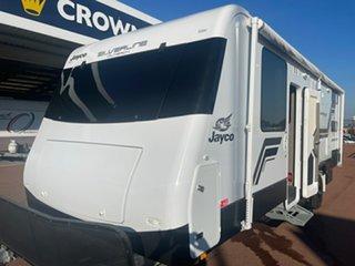 2018 Jayco Silverline Caravan.