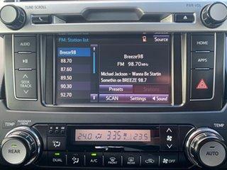 2015 Toyota Landcruiser Prado KDJ150R MY14 GXL Glacier White 5 Speed Sports Automatic Wagon
