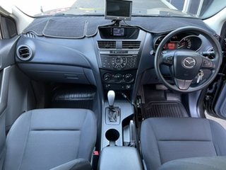 2017 Mazda BT-50 UR0YG1 XT Freestyle 4x2 Hi-Rider Bronze 6 Speed Sports Automatic Cab Chassis.