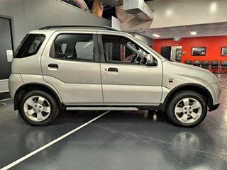 2004 Holden Cruze YG 2 Metallic Silver 5 Speed Manual Wagon.