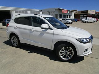 2019 Haval H2 City 2WD White 6 Speed Sports Automatic Wagon.