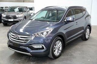 2016 Hyundai Santa Fe DM3 MY16 Elite Blue 6 Speed Sports Automatic Wagon.