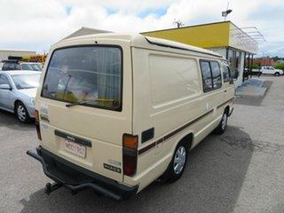 1985 Toyota HiAce LH51 Gold 5 Speed Manual Van