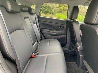 2017 Mitsubishi ASX XC XLS Silver Constant Variable Wagon