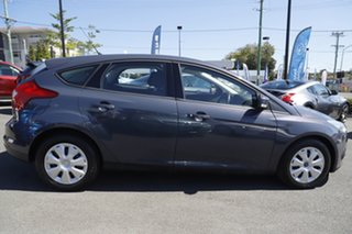 2013 Ford Focus LW MkII Ambiente PwrShift Blue 6 Speed Sports Automatic Dual Clutch Hatchback.