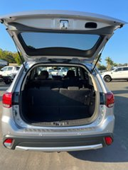 2016 Mitsubishi Outlander ZK MY17 LS 2WD Silver 6 Speed Constant Variable Wagon