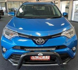 2017 Toyota RAV4 ALA49R GXL AWD Blue 6 Speed Sports Automatic Wagon