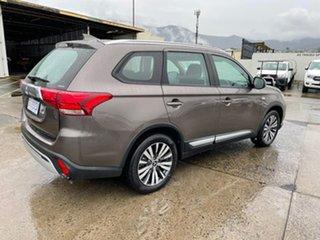 2018 Mitsubishi Outlander ZL MY19 ES AWD Grey 6 Speed Constant Variable Wagon