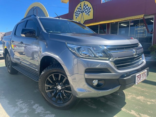 Used Holden Colorado RG MY18 Z71 Pickup Crew Cab Toowoomba, 2017 Holden Colorado RG MY18 Z71 Pickup Crew Cab 6 Speed Sports Automatic Utility