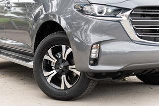 2021 Mazda BT-50 TFR40J XTR 4x2 Concrete Grey 6 Speed Sports Automatic Utility.