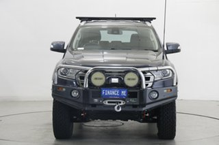 2017 Ford Everest UA Trend Green 6 Speed Sports Automatic SUV.