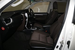2016 Toyota Fortuner GUN156R GXL White 6 Speed Automatic Wagon