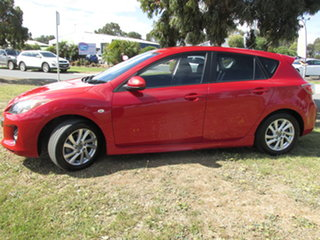 2013 Mazda 3 BL10F2 MY13 Maxx Activematic Sport Red 5 Speed Sports Automatic Hatchback