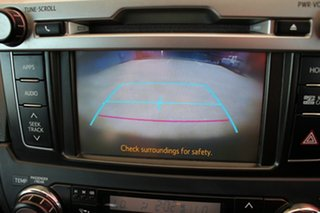 2016 Toyota Landcruiser Prado GDJ150R GXL Glacier White 6 Speed Automatic Wagon
